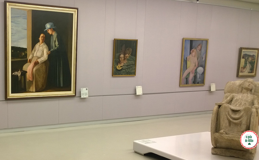 Arte no Centro de Milão