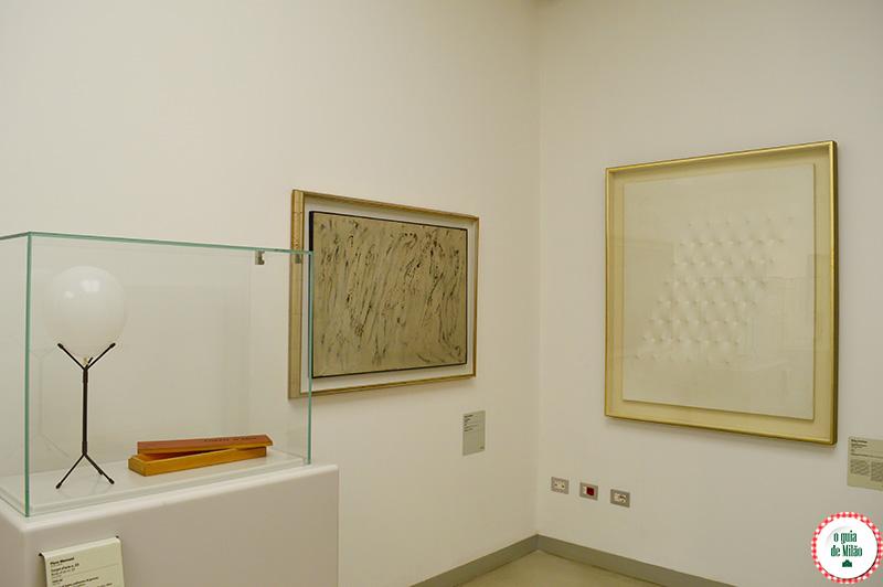O que ver em Milão Arte