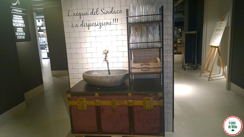 Dicas de Milão Onde comer em Milão
