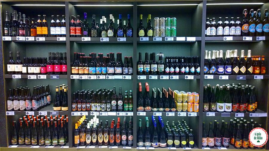 Onde comprar cerveja artesanal por um bom preço em Milão Itália