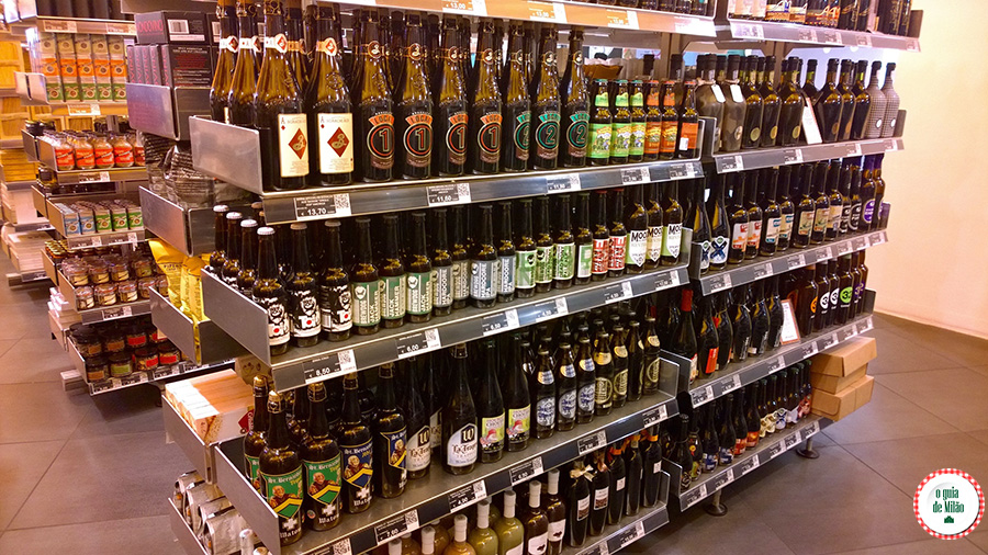 Onde comprar cerveja barata em Milão Rinascente Milão Blog de viagem Itália