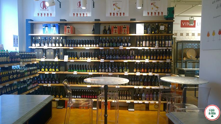 Onde comprar cerveja por um bom preço em Milão