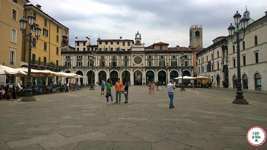 Principais pontos turísticos de Bréscia na Itália