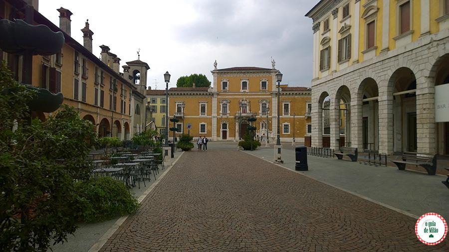 Turismo Bréscia Pontos turísticos Bréscia Itália