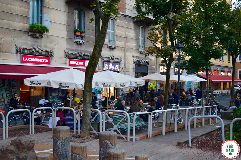 Vida noturna em Milão dicas de bares para a noite em Milão