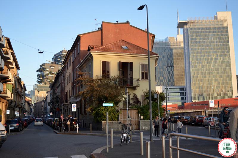 as melhores regiões para se hospedar em Milão