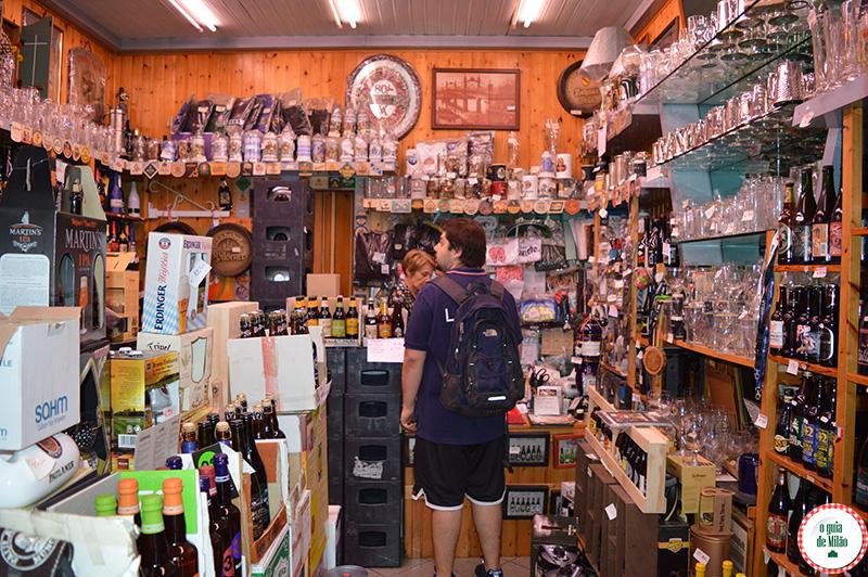 onde comprar cerveja artesanal em Milão