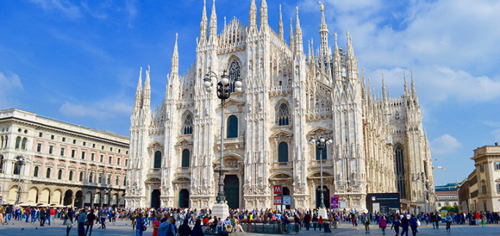 Catedral de Milão Itália