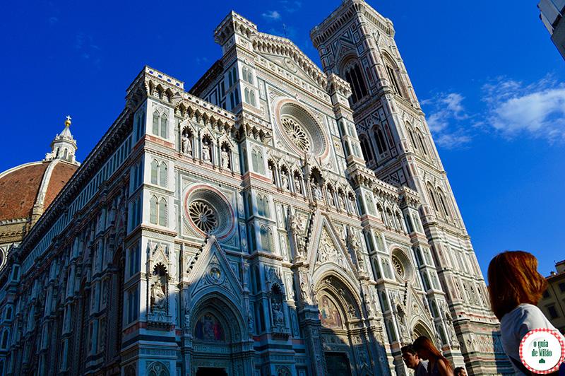 Duomo de Florença O que fazer em Florença