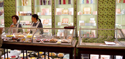 Confeitaria Docerias em Milão