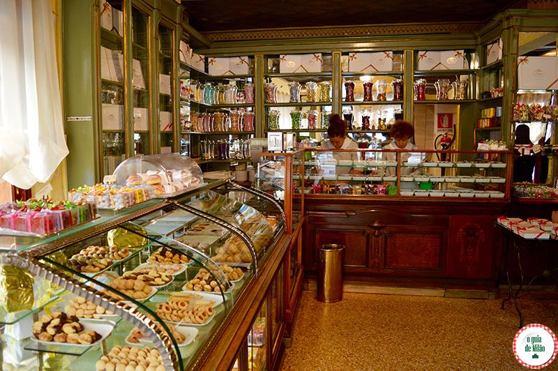 Confeitarias em Milão