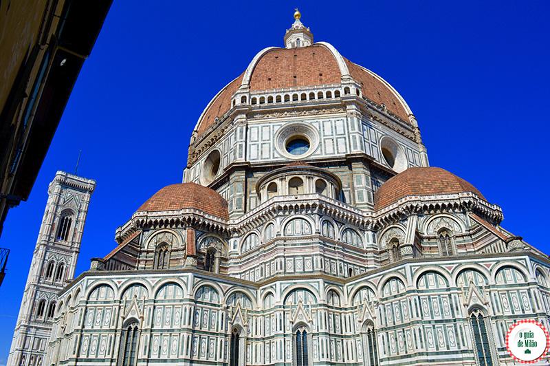 Dicas de Florença Turismo na Catedral de Florença