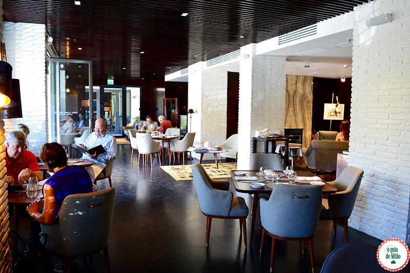 Dicas restaurantes o restaurante de Ferragamo em Florença
