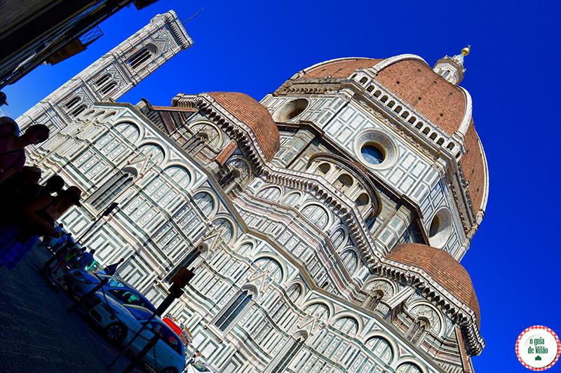 O que ver em Florença Turismo Florença