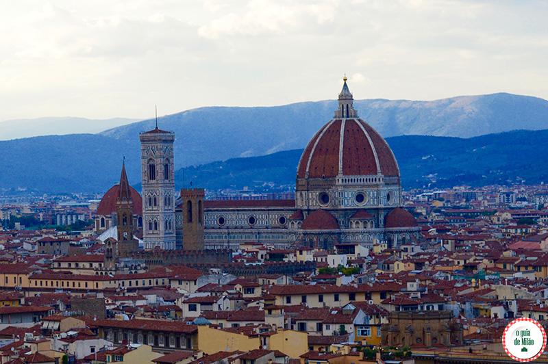 Igrejas em Florença O que fazer em Florença a cúpula de Filippo Brunelleschi