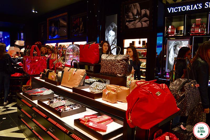 Victoria Secret Milão Cosméticos Maquilhagem Perfume