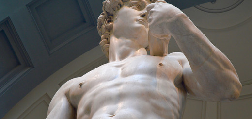 Museu do Davi de Michelangelo em Florença