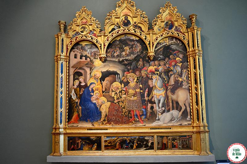 Museus e Cultura Florença