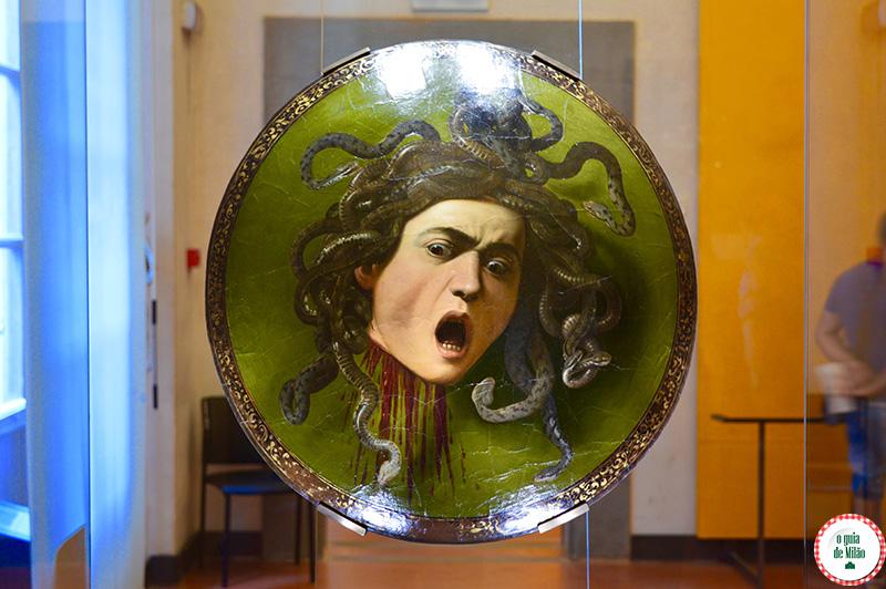 Museus em Florença Caravaggio