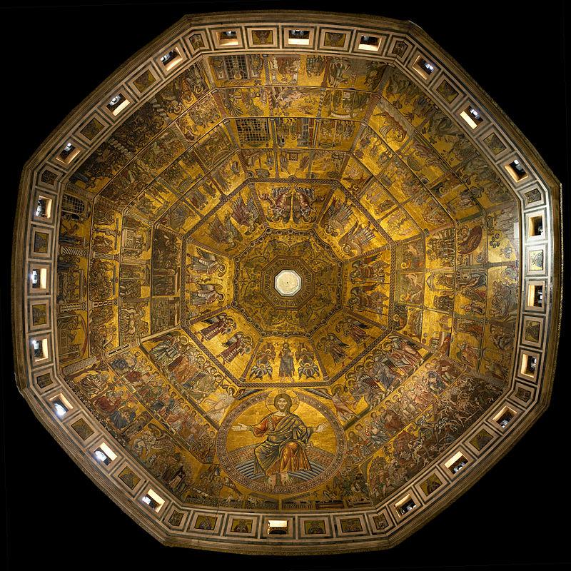 O duomo de Florença O batistério da catedral de Florença Turismo em Florença Igrejas em Florença