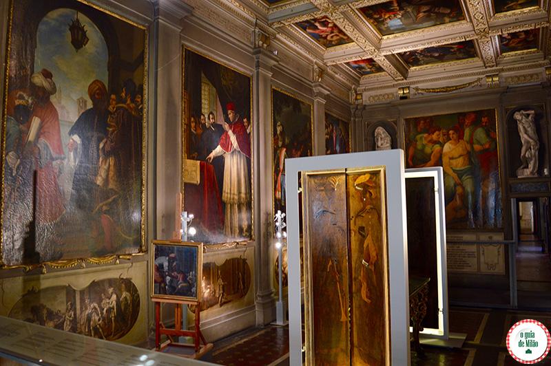 O que fazer em Florença Michelangelo Buonarroti