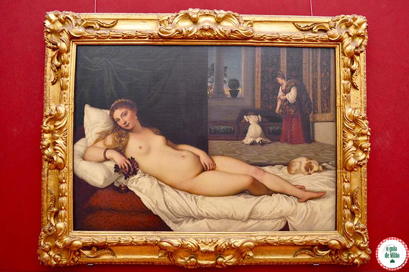 O que fazer em Florença Berço do Renascimento Tiziano