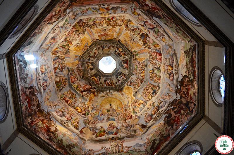 Igrejas em Florença O duomo de Florença Cúpula de Brunelleschi