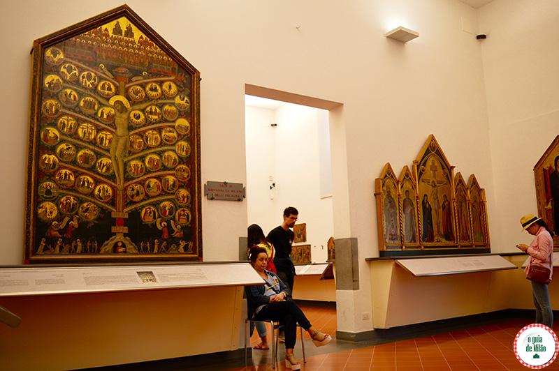 O que fazer em Florença Museus em Florença Galleria Accademia