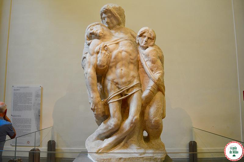 O que ver em Florença Galleria Accademia Museus em Florença
