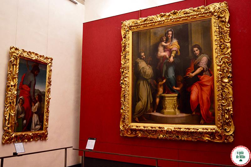 O que ver em Florença Museu do Renascimento