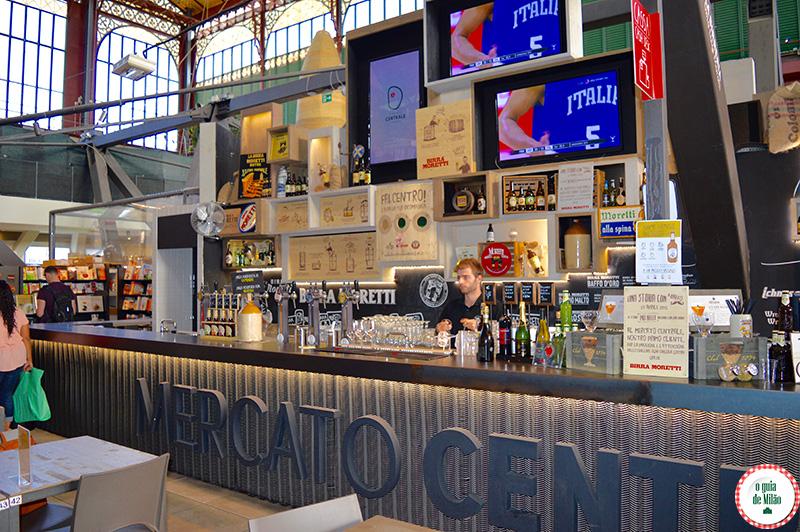 Onde beber Vinho e cerveja em Florença