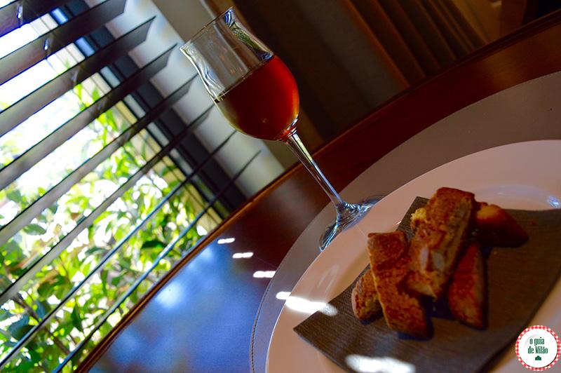 Restaurante com vista panorâmica de Florença