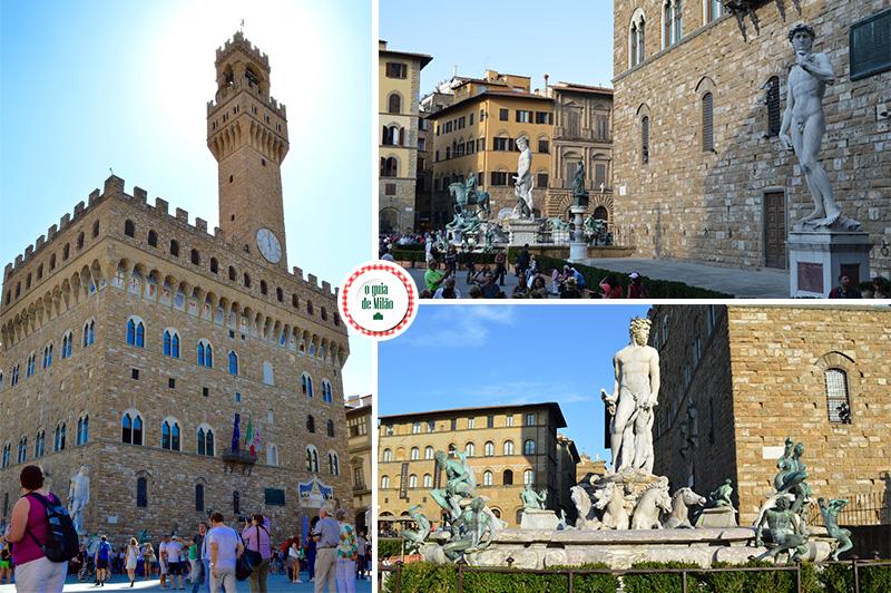 Os 10 principais pontos turísticos de Florença Itália