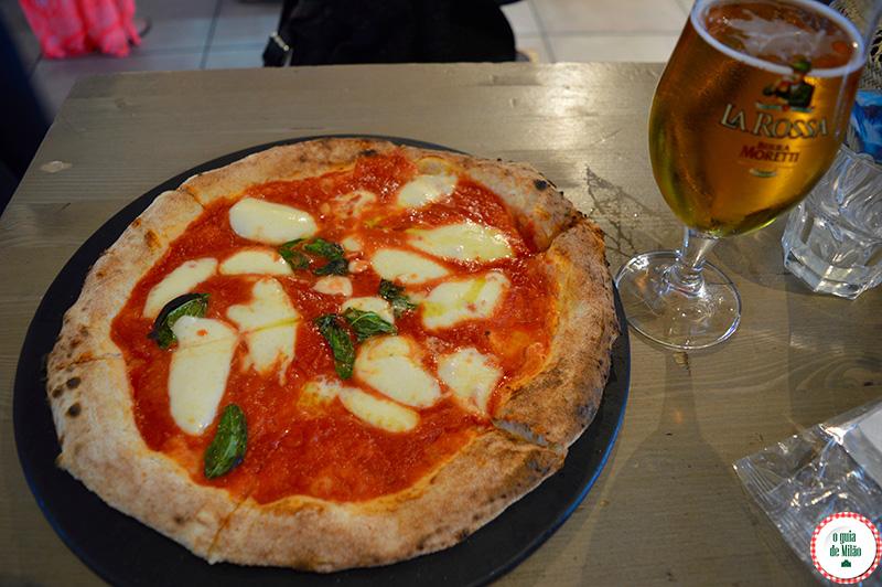 Pizzarias em Florença Dicas de onde comer pizza em Florença