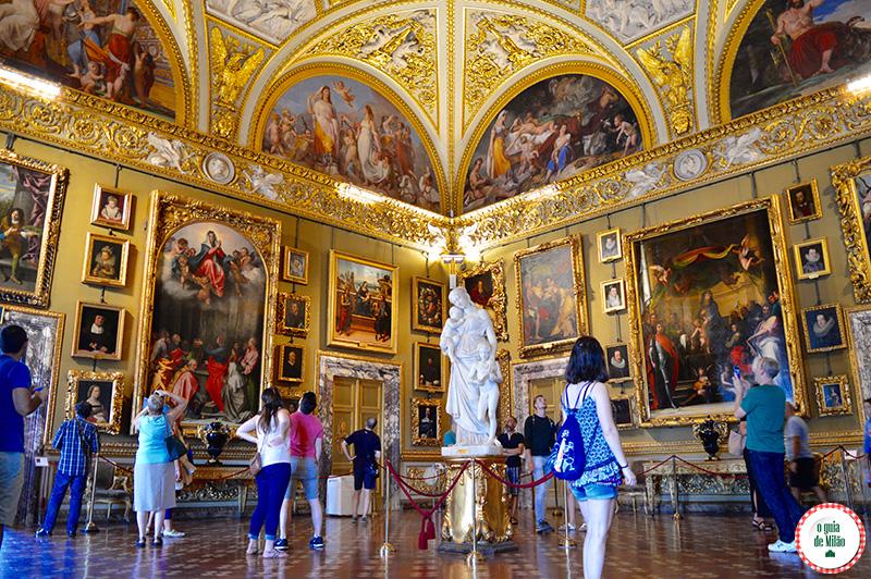Pontos turísticos de Florença Museus arte e cultura em Florença Itália