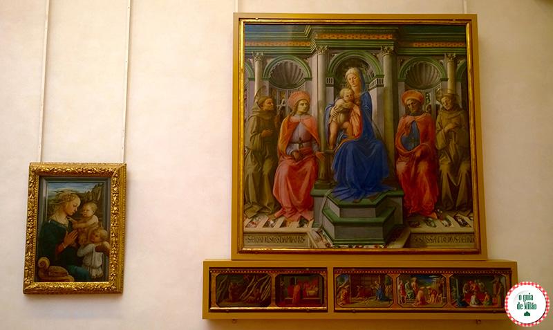 Principais Pontos turísticos Florença Museus Galeria Uffizi