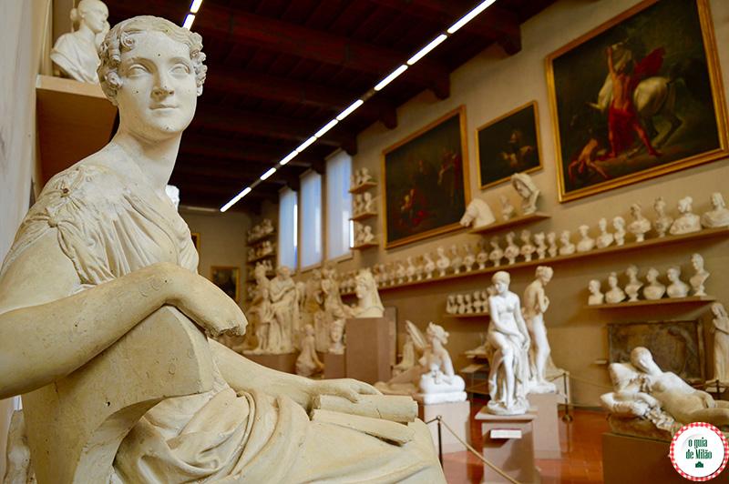 Principais museus em Florença