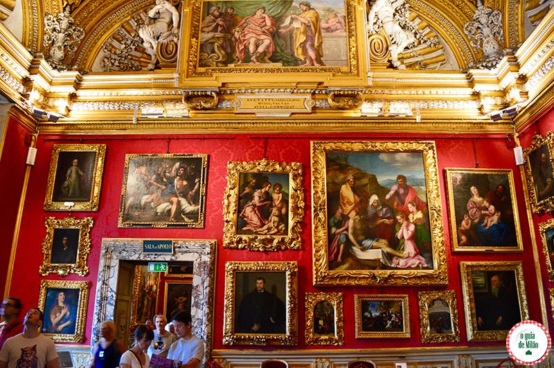 Principais pontos turísticos de Florença Itália