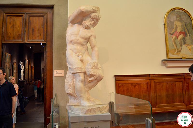 Museu do Davi de Michelangelo Florença