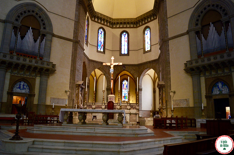 Duomo de Florença a Igreja Santa Maria del Fiore