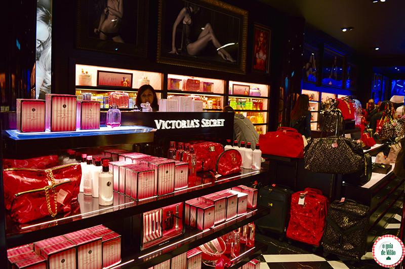 Victoria's secret em Milão