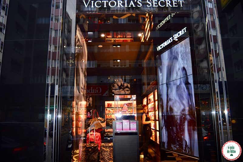 Victoria secret Milão Itália