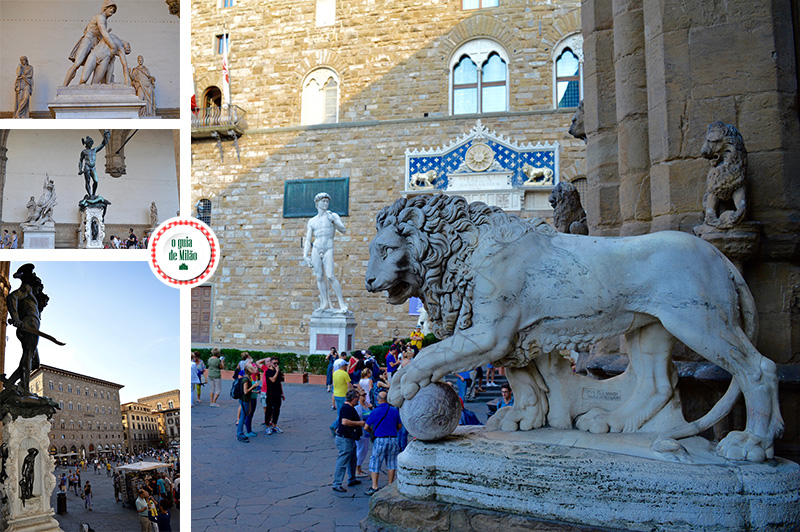 Pontos turísticos de Florença Itália