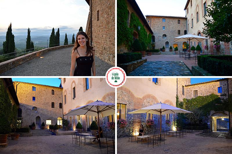 Turismo de luxo na Toscana Itália Rota dos Vinhos