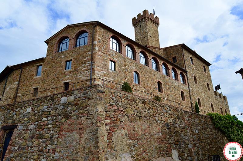 Degustação de vinho na Toscana Itália