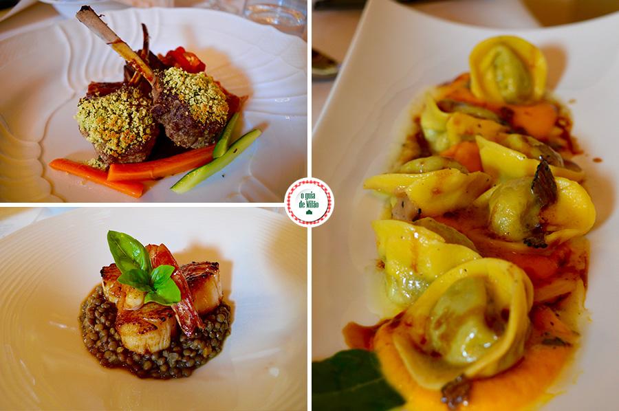 Dica de restaurante na Toscana Itália Degustação vinhos na Itália