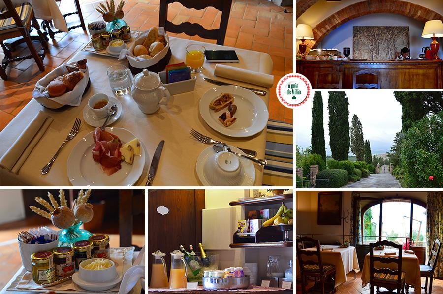 Gastronomia italiana O que fazer na Toscana