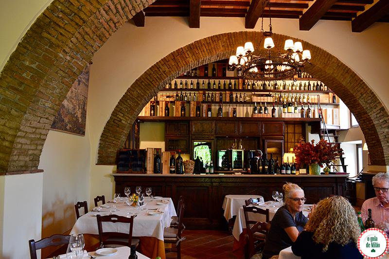 rota dos vinhos na Itália luxo em toscana
