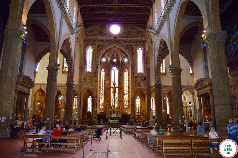 Os melhores passeios e pontos turísticos de Florença