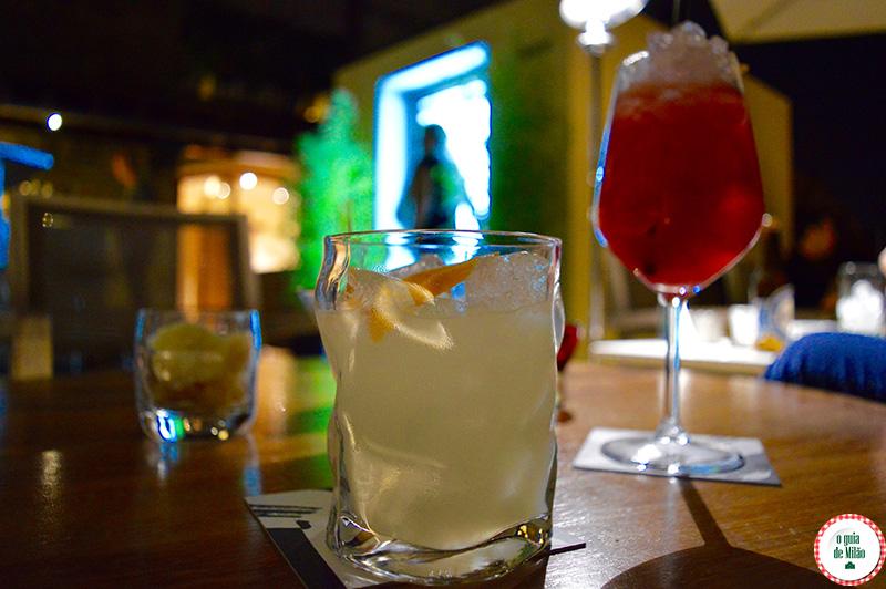 Noite em Florença Dica de bar Vista panorâmica de Florença